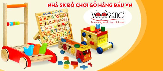 Đồ chơi gỗ Veesano