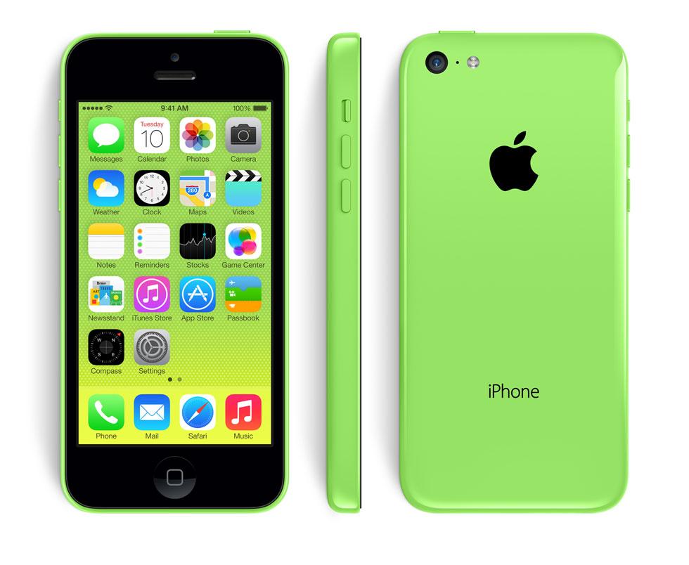 Case dành cho iPhone 5C